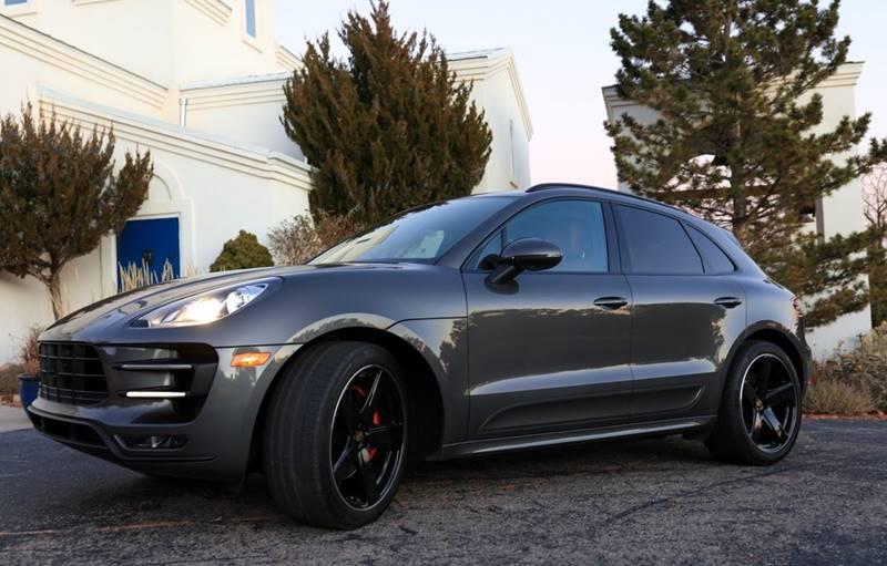 2015 Porsche Macan Turbo In Santa Fe Nm Great Little Cars