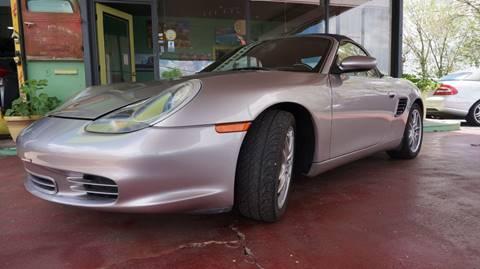 2003 Porsche Boxster for sale in Santa Fe, NM