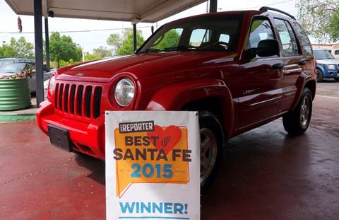 2002 Jeep Liberty for sale in Santa Fe, NM