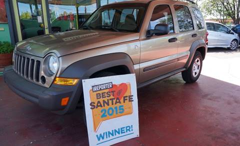 2007 Jeep Liberty for sale in Santa Fe, NM