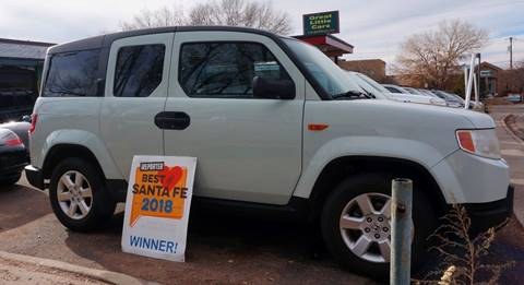 2009 Honda Element for sale in Santa Fe, NM
