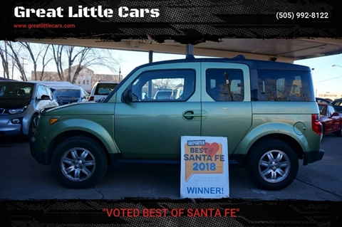 2006 Honda Element for sale in Santa Fe, NM