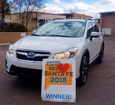 Subaru Santa Fe >> Used Subaru Crosstrek For Sale In Santa Fe Nm Carsforsale Com