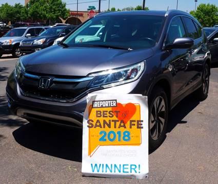 2015 Honda CR-V for sale in Santa Fe, NM