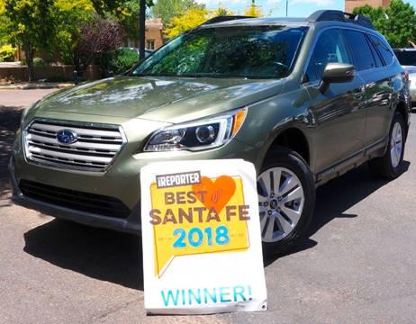 Subaru Santa Fe >> 2016 Subaru Outback For Sale In Santa Fe Nm