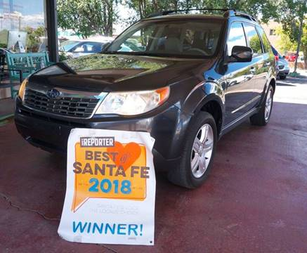 2009 Subaru Forester for sale in Santa Fe, NM