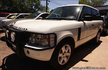2003 Land Rover Range Rover for sale in Santa Fe, NM