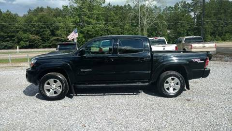 2011 Toyota Tacoma for sale in Ellisville, MS