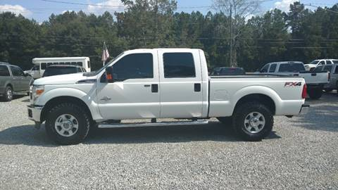 2013 Ford F-250 Super Duty for sale in Ellisville, MS
