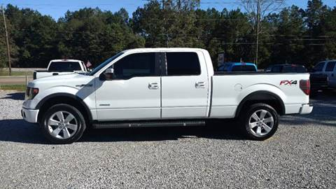 2013 Ford F-150 for sale in Ellisville, MS