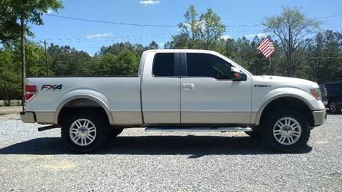 2010 Ford F-150 for sale in Ellisville, MS
