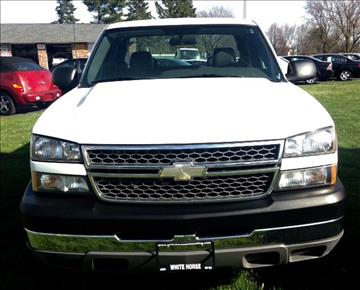 2005 Chevrolet Silverado 2500HD for sale in Avon, NY