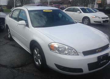 2010 Chevrolet Impala for sale in Avon, NY