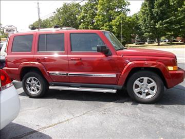 2006 Jeep Commander for sale in Avon, NY