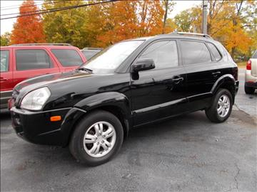 2008 Hyundai Tucson for sale in Avon, NY