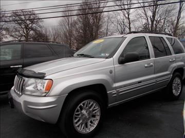 2004 Jeep Grand Cherokee for sale in Avon, NY