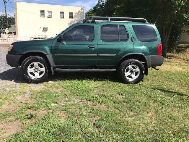 2001 Nissan Xterra XE-V6 In Lawnside NJ - J & G Motors LLC