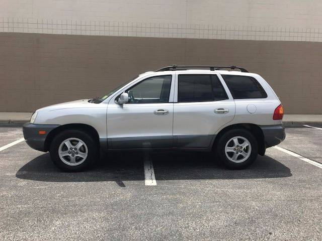 Marvelous 2002 Hyundai Santa Fe For Sale At J U0026 G Motors LLC In Lawnside NJ
