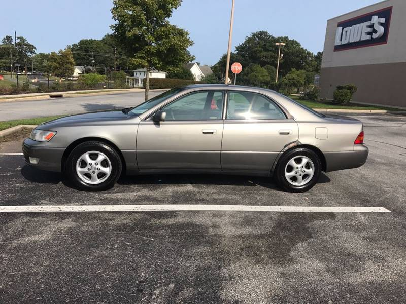 1998 Lexus ES 300 For Sale At J U0026 G Motors LLC In Lawnside NJ