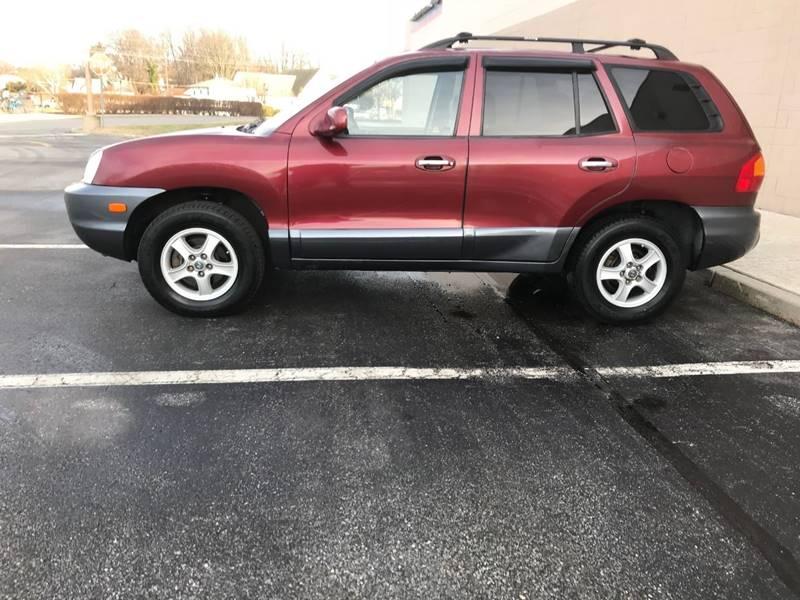 2004 Hyundai Santa Fe For Sale At J U0026 G Motors LLC In Lawnside NJ