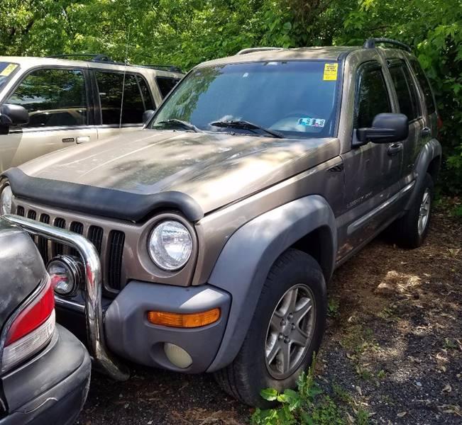 2002 Jeep Liberty For Sale At J U0026 G Motors LLC In Lawnside NJ