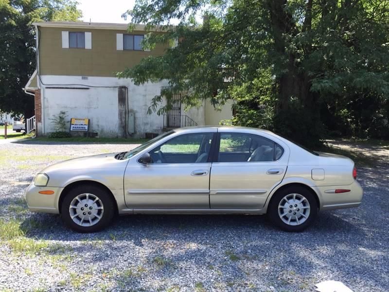 2000 Nissan Maxima For Sale At J U0026 G Motors LLC In Lawnside NJ