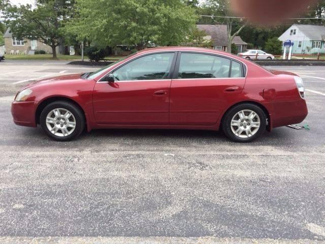 2005 Nissan Altima For Sale At J U0026 G Motors LLC In Lawnside NJ