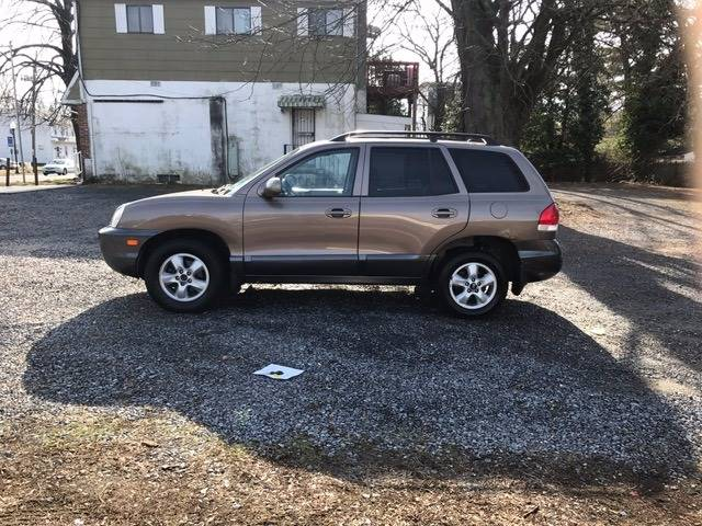 2005 Hyundai Santa Fe For Sale At J U0026 G Motors LLC In Lawnside NJ