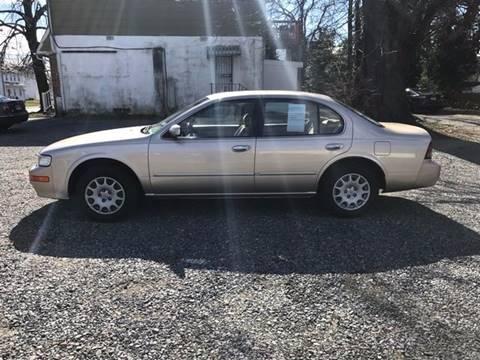 1998 Nissan Maxima for sale in Lawnside, NJ