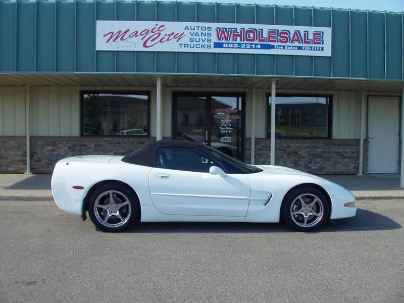 1999 Chevrolet Corvette 2dr Convertible - Minot ND