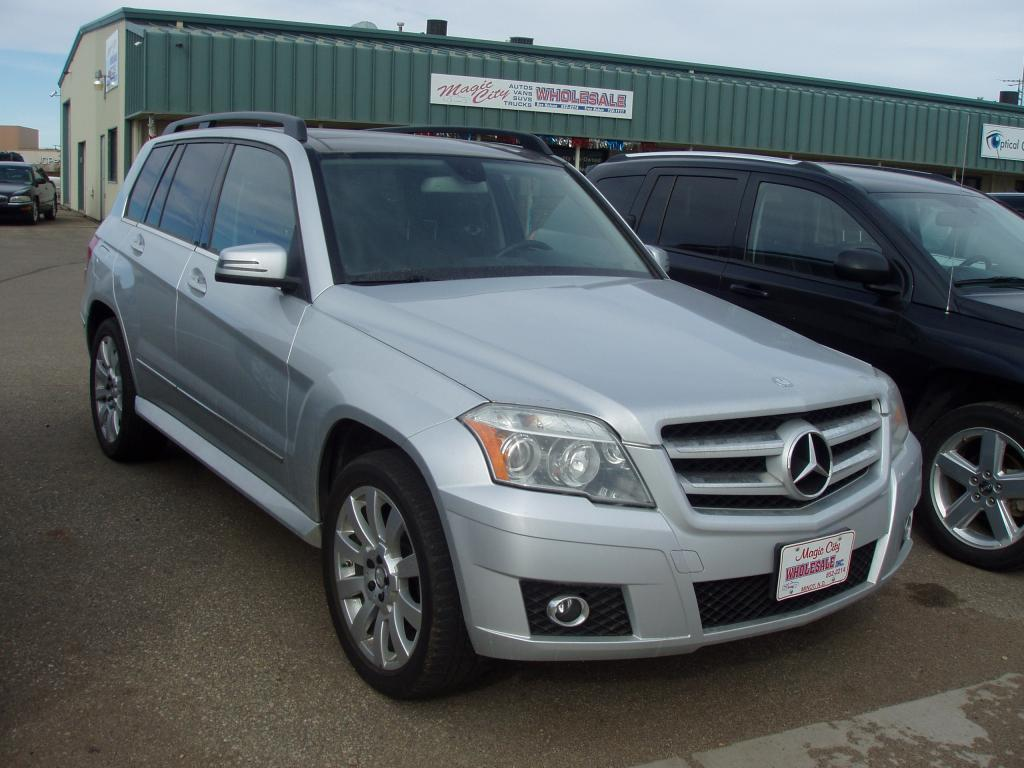 2010 Mercedes-Benz GLK AWD GLK 350 4MATIC 4dr SUV - Minot ND
