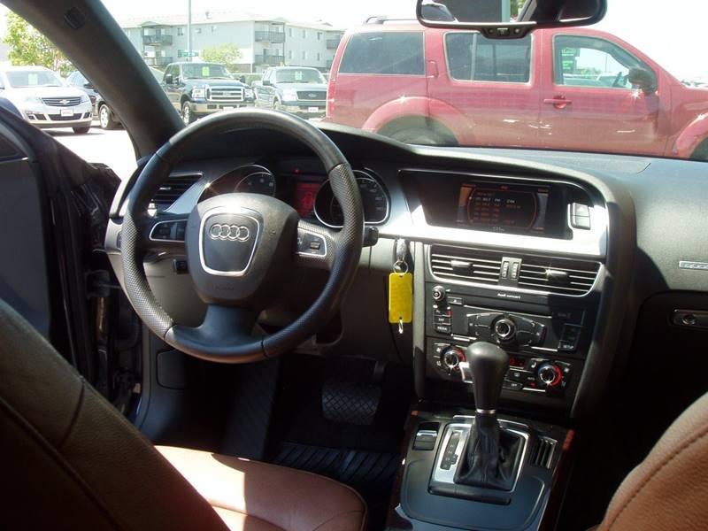 2012 Audi A5 AWD 2.0T quattro Premium Plus 2dr Coupe 8A - Minot ND