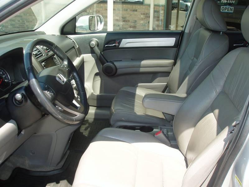 2010 Honda CR-V AWD EX-L 4dr SUV w/Navi - Minot ND