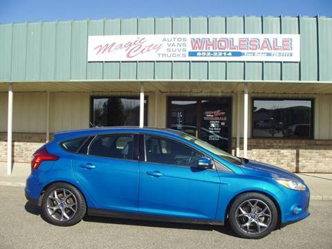 2014 Ford Focus for sale in Minot, ND