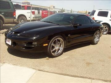 2000 Pontiac Firebird for sale in Minot, ND