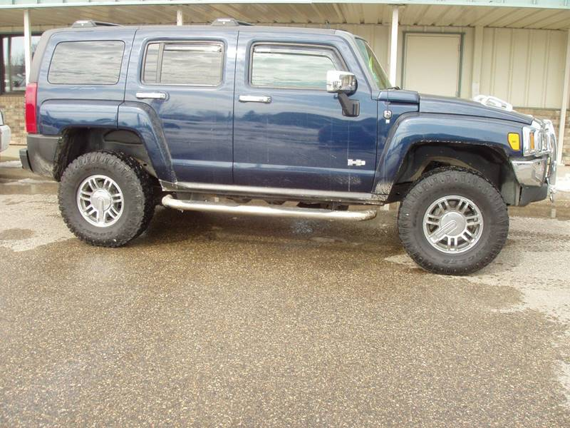 2007 HUMMER H3 Luxury 4dr SUV 4WD - Minot ND
