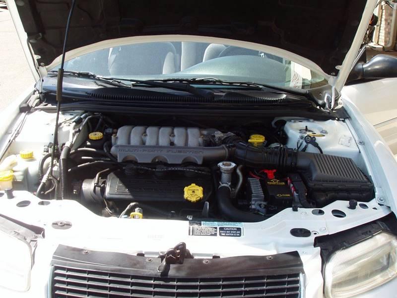 1999 Chrysler Sebring JXi 2dr Convertible - Minot ND