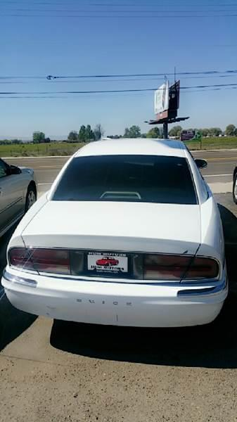 1999 Buick Park Avenue for sale in Caldwell, ID
