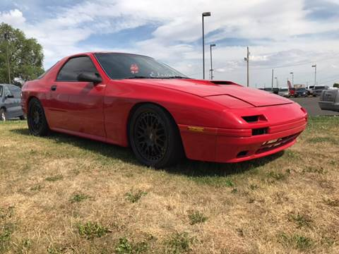 1987 Mazda RX-7 for sale in Caldwell, ID
