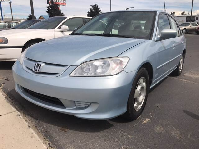 2005 Honda Civic For Sale At HUM MOTORS In Caldwell ID