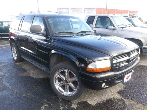 1998 Dodge Durango for sale at HUM MOTORS in Caldwell ID