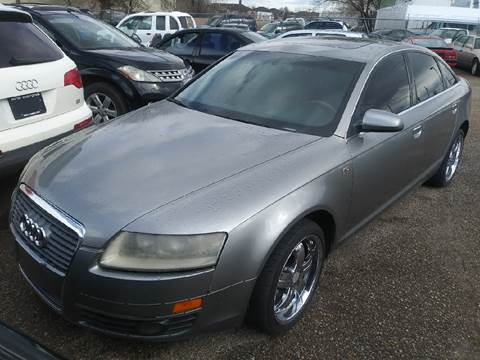 2006 Audi A6 for sale at HUM MOTORS in Caldwell ID