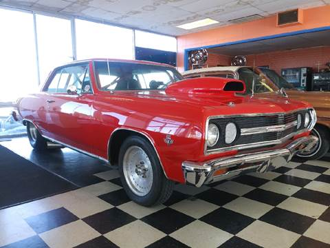 1965 Chevrolet Chevelle Malibu for sale at HUM MOTORS in Caldwell ID