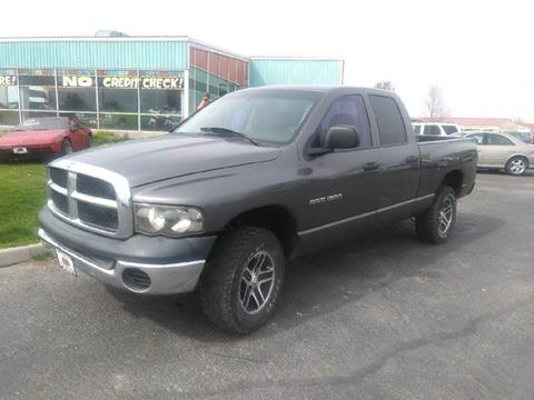 2003 Dodge Ram Pickup 1500 for sale at HUM MOTORS in Caldwell ID