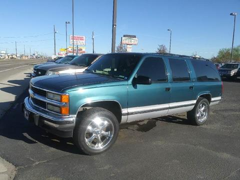 1994 Chevrolet Suburban for sale at HUM MOTORS in Caldwell ID