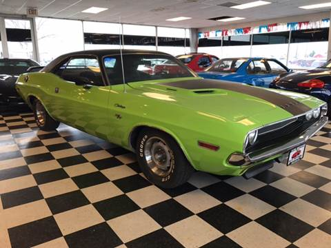 1970 Dodge Challenger for sale at HUM MOTORS in Caldwell ID