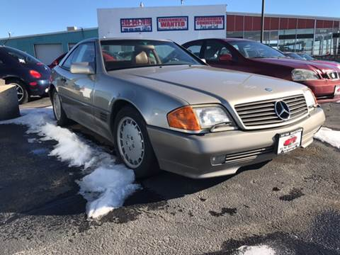 Mercedes benz 500 class for sale in caldwell id for Mercedes benz of caldwell