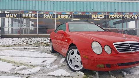 1999 Mercedes-Benz CLK for sale in Caldwell, ID