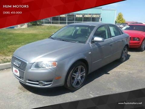 2006 Audi A4 for sale in Caldwell, ID