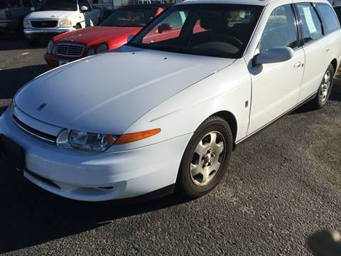 2000 Saturn L-Series for sale at HUM MOTORS in Caldwell ID